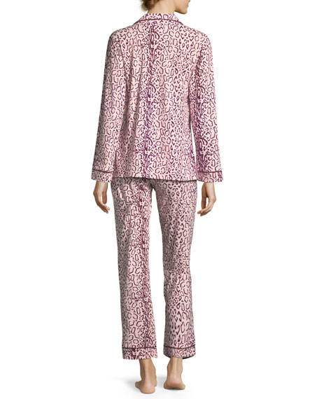 Berry Mighty Jungle Long-Sleeve Pajama Set
