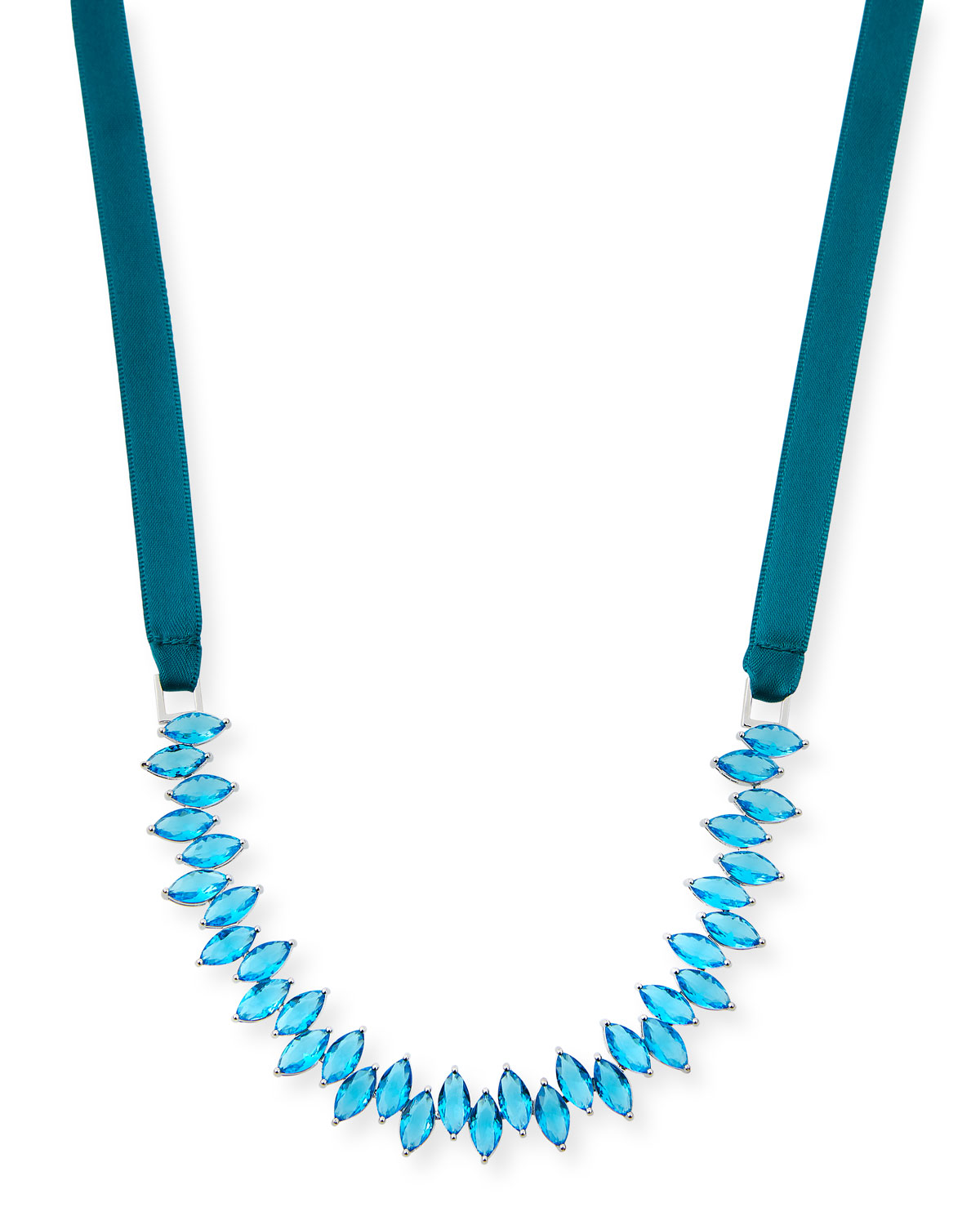 c8f37314 Fallon Monarch Crystal Jagged Edge Choker Necklace | Neiman Marcus