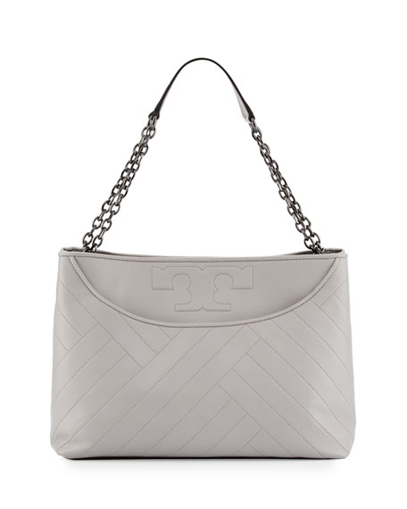 Tory Burch Alexa Quilted Leather Tote Bag : tory burch quilted tote - Adamdwight.com
