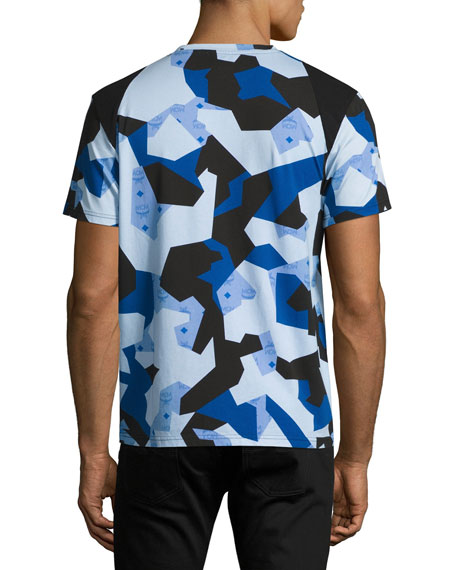 x CR Collection Splinter Camo Visetos T-Shirt