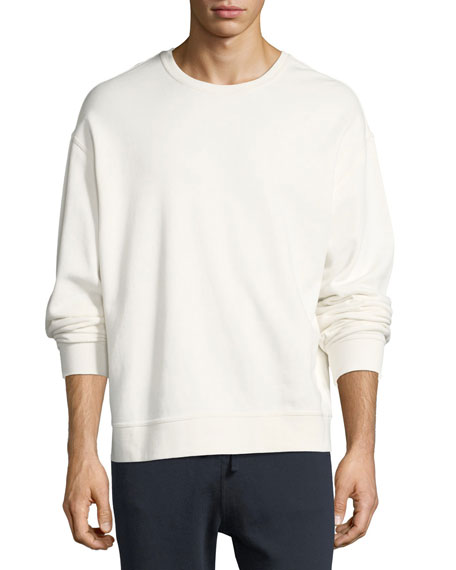 Vince Seamed Crewneck Sweatshirt and Matching Items