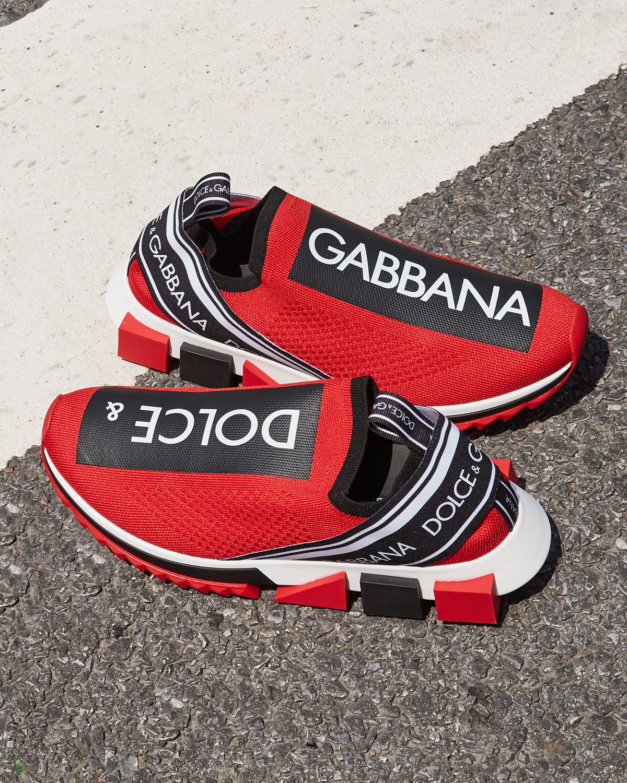 Dolce \u0026 Gabbana Men's Sorrento Logo