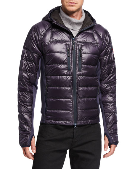 Canada Goose Men's Hybridge Lite Hooded Jacket