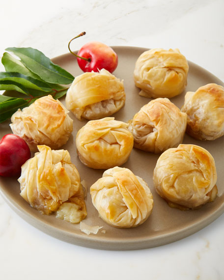 The Perfect Bite Co Baked Brie Bites with Apple Chutney, For 13 People