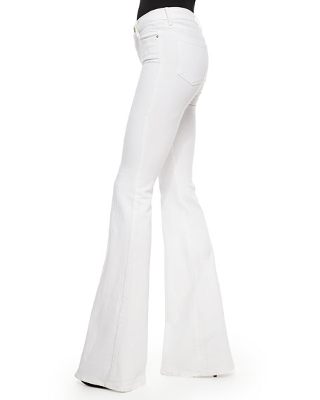 Forever Karlie Flared Denim Jeans