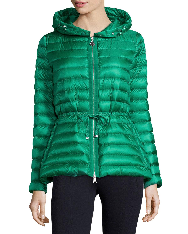 9df97cd84 Raie Hooded Puffer Jacket