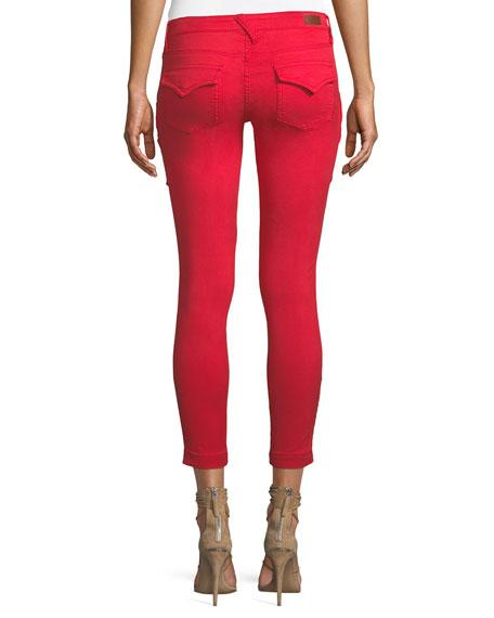 Park Twill Skinny Jeans