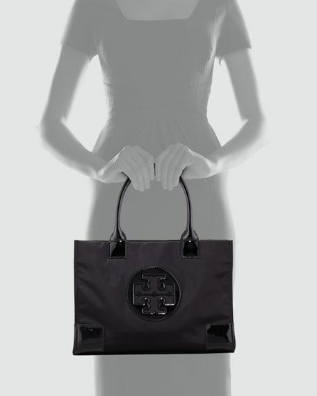 Mini Ella Tote Bag, Black