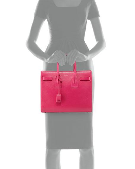 Sac de Jour Nano Satchel Bag, Fuchsia
