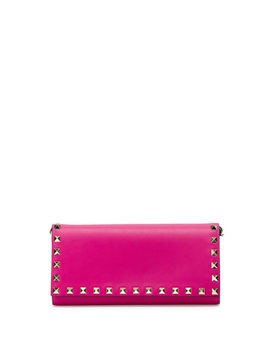 Rockstud Wallet-on-Chain, Pink