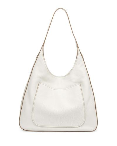 Prada Vitello Daino Medium Pocket Hobo Bag b0abfcfda969b