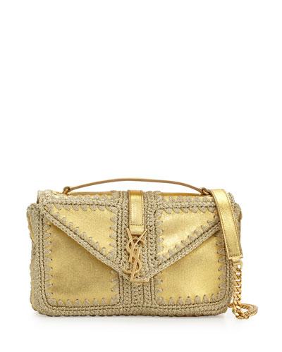 ysl chyc flap shoulder bag - Saint Laurent Handbags : Crossbody & Tote Bags at Neiman Marcus