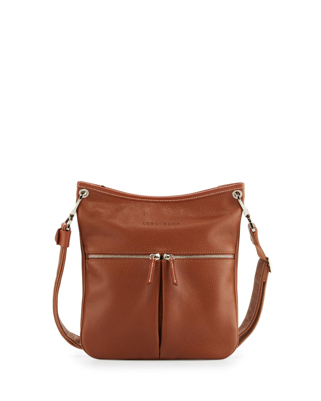 Le Foulonné Flat Crossbody Bag