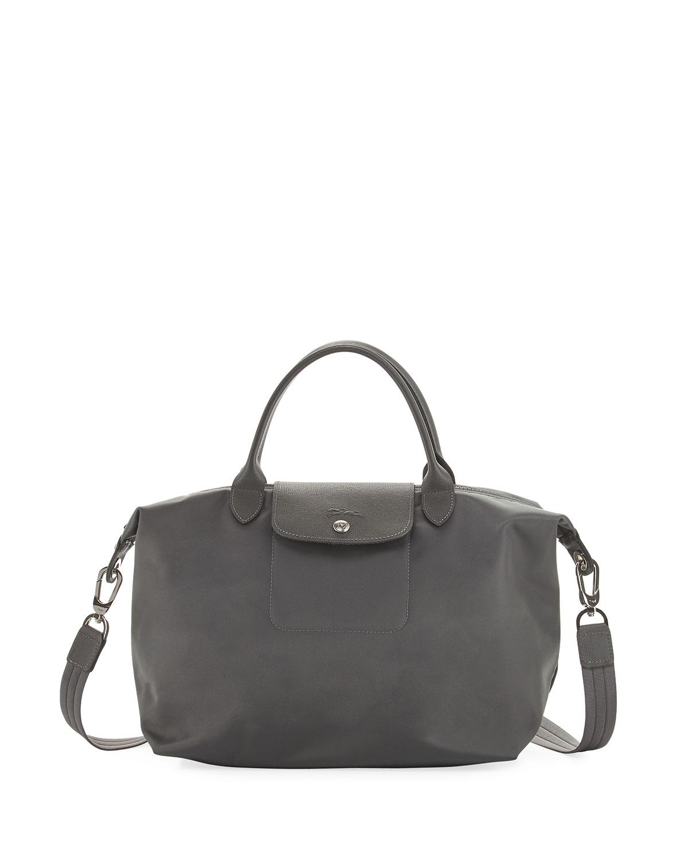 627fe9353445 Longchamp Le Pliage Neo Medium Handbag with Strap