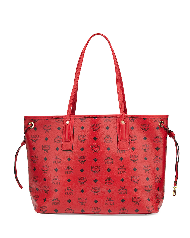 MCM Red Handbag