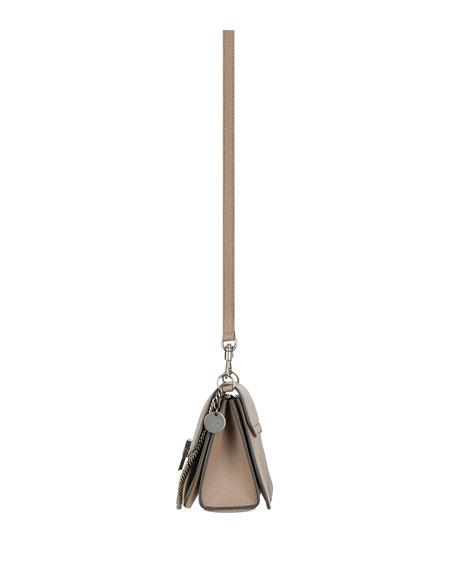 GV3 Small Pebbled Leather Crossbody Bag