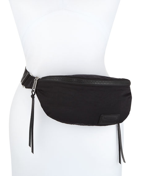 Rebecca Minkoff Zip Nylon Belt Bag