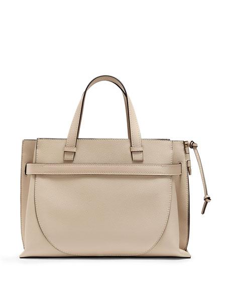 Loewe Gate Leather Tote Bag