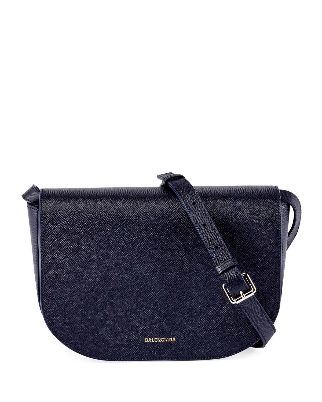 6e0e7f00338084 Balenciaga Ville Day Small Aj Grained Leather Shoulder Bag Neiman. Gucci ...
