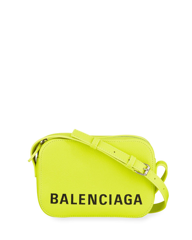 dee36ecac Balenciaga Ville Camera XS Crossbody Bag | Neiman Marcus