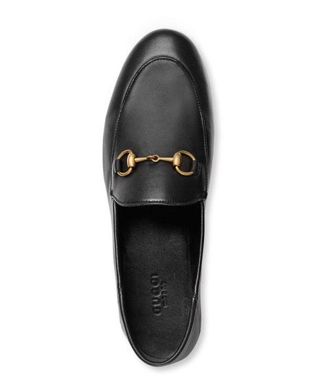 Brixton Leather Horsebit Loafer