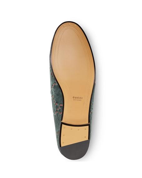 Jordaan GG Velvet Loafer
