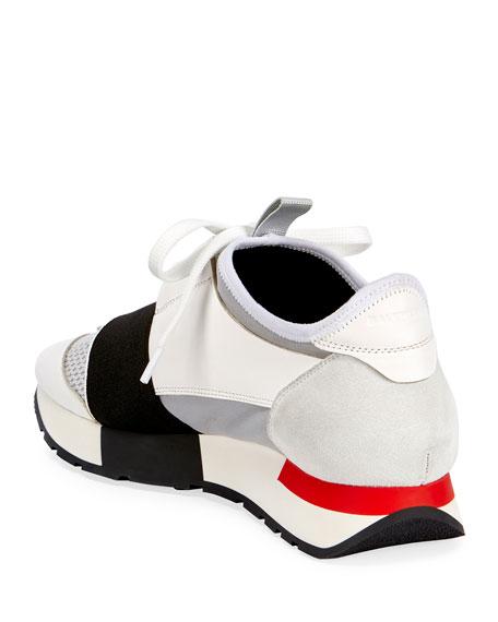 Colorblock Race Sneakers