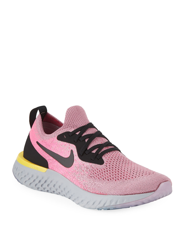 f7f6a3feb808 Nike Epic React Flyknit Women s Running Sneakers