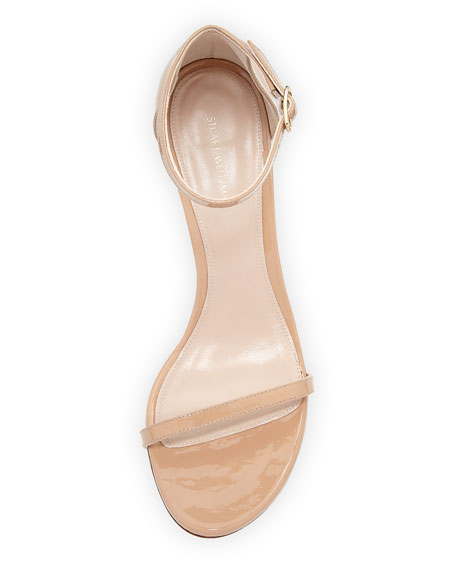 75NUDISTTRADITIONAL Gloss Naked Sandals