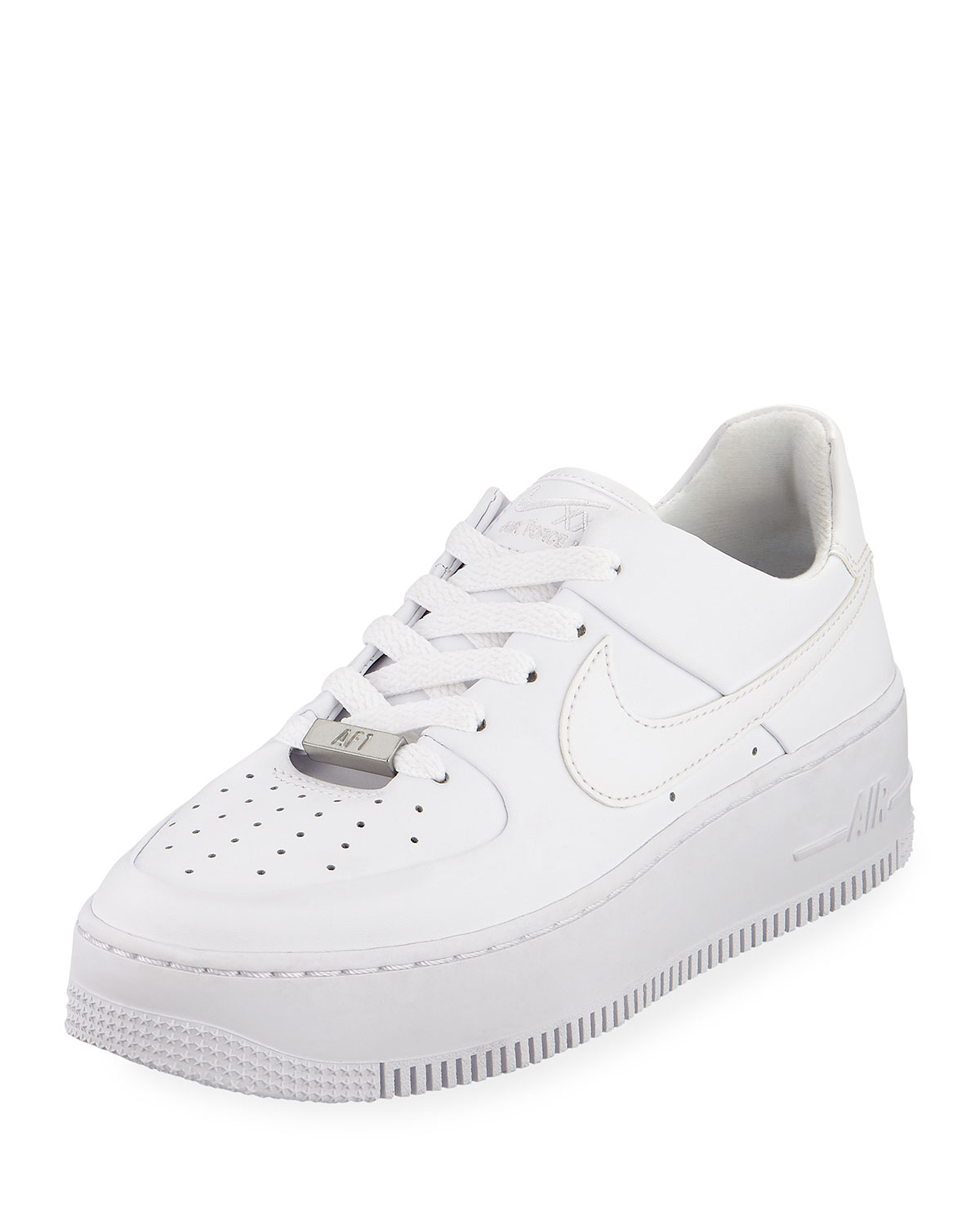 sneakers for cheap 85e8b f13ef Nike Air Force 1 Sage Low-Top Sneakers   Neiman Marcus