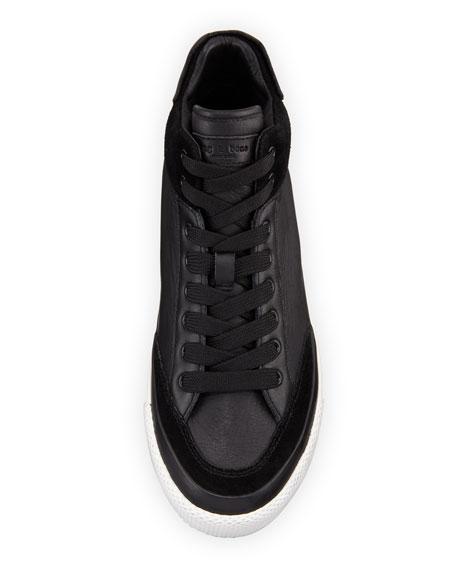 Rag & Bone Army High-Top Platform Sneakers