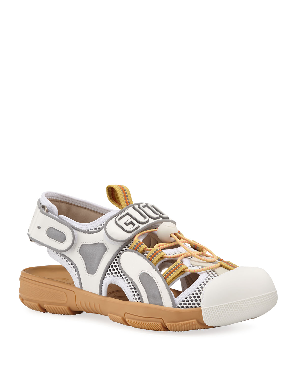 4805dad3d87 Tinsel Sneaker-Style Sandals