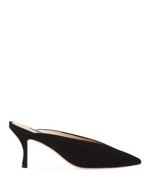 4fd27f1c31c Designer Mules & Slides at Neiman Marcus