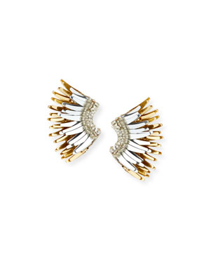 da9a9cee8f62 Mignonne Gavigan Mini Madeline Statement Earrings