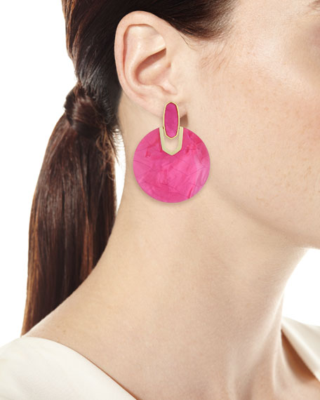 Kendra Scott Didi Disc Earrings