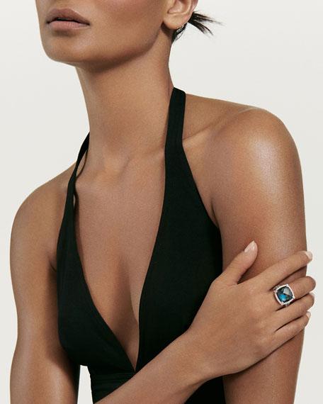 David Yurman 14mm Châtelaine Ring with Diamonds