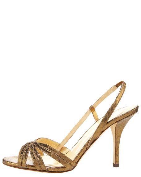 covet too posted slingback sandal