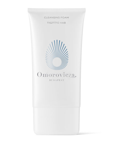 Omorovicza Cleansing Foam, 5.1 oz.