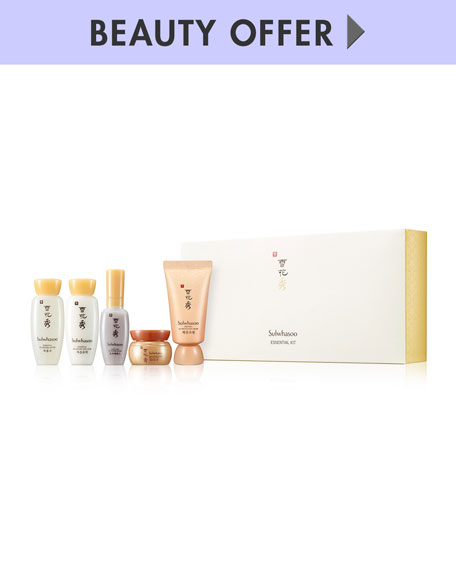 Yours with any $350 Sulwhasoo purchase*