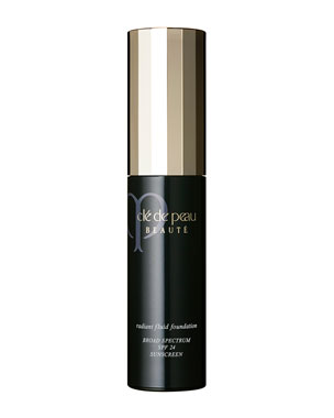 Cle de Peau Beaute Radiant Fluid Foundation SPF 24, 1.0 oz.