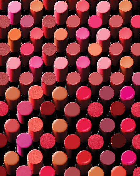 Limited Edition Creamy Matte Lip Color - Monday to Sunday Lips
