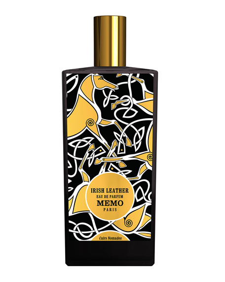 Memo Paris Irish Leather Eau de Parfum Spray,