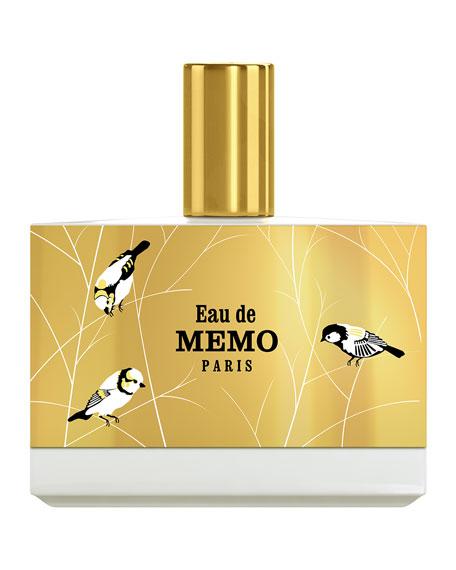 Memo Paris Exclusive Eau de Memo Eau de Parfum, 3.4 oz./ 100 mL