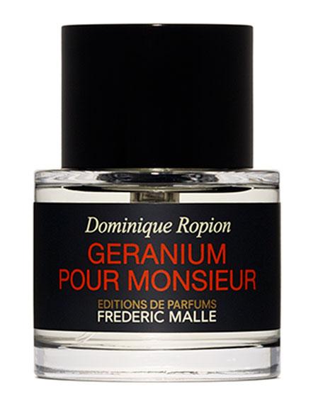 Frederic Malle Geranium Pour Monsieur Perfume, 1.7 oz/ 50 mL