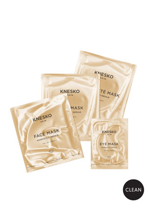 Knesko Skin Nano Gold Repair Signature Facial Set ($159 Value)