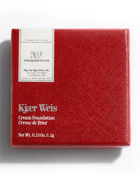 Image 5 of 6: Kjaer Weis Cream Foundation Compact