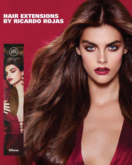 """Ricardo Rojas Hair 18"""" Clip-In Hair Extensions"""