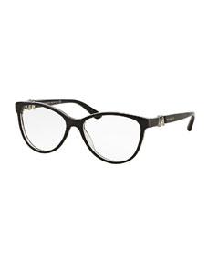BVLGARI Cat-Eye Optical Frames