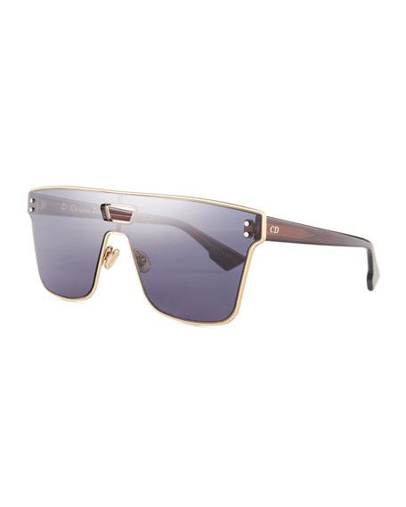de4a95e588125 Dior Diorizon Mirrored Shield Sunglasses