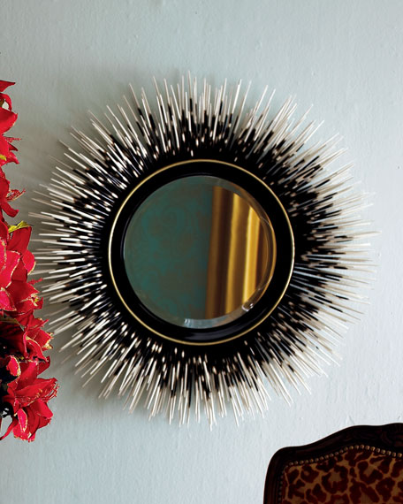 "Image 1 of 2: Janice Minor ""Porcupine Quill"" Mirror"